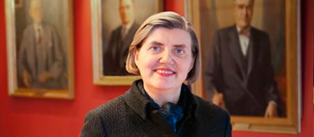 La faccia di Astrid Söderbergh Widding